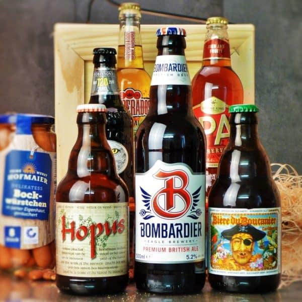 Pivní bedna střední