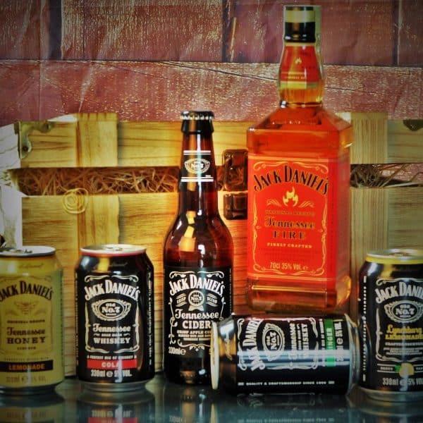 Truhla Jack Daniel's Fire