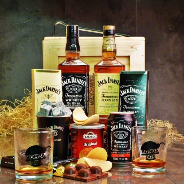 Bedna Jack Daniel's & Honey