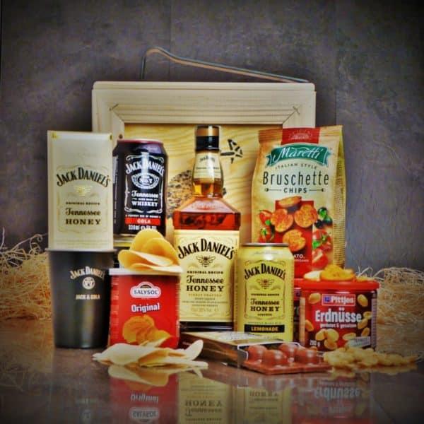 Bedna Jack Daniel's Honey