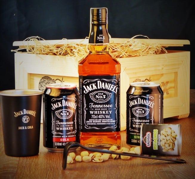Bedna Jack Daniel's malá