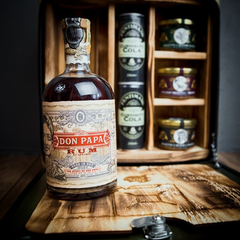 Kanystr Bar Don Papa
