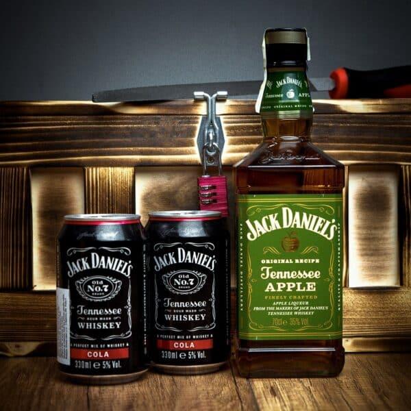 Truhla Jack Daniel's Apple