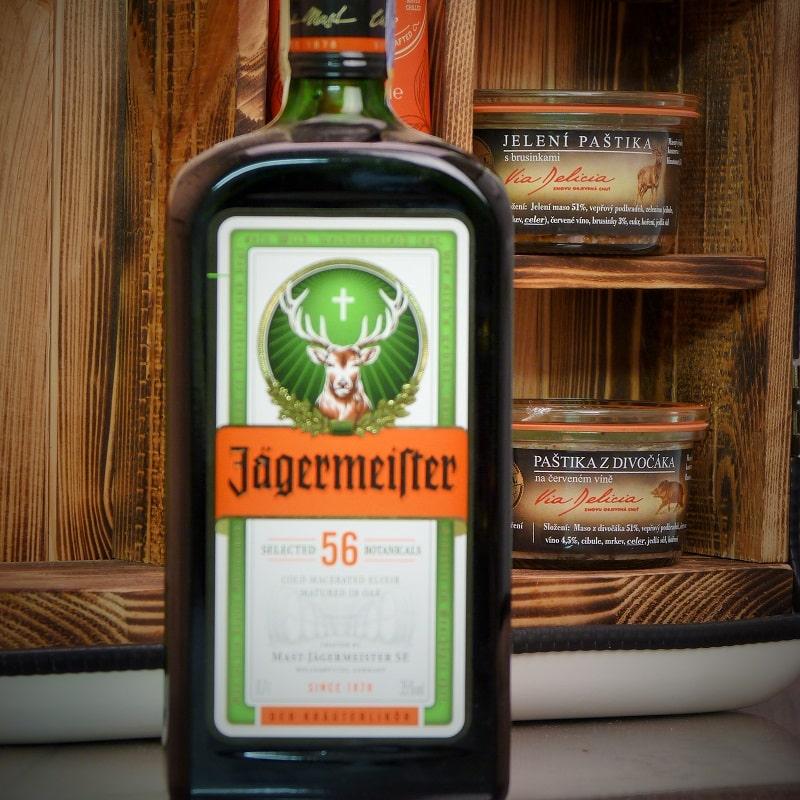 Kanystr Bar Jägermeister