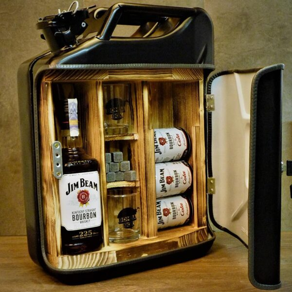Kanystr Bar Jim Beam