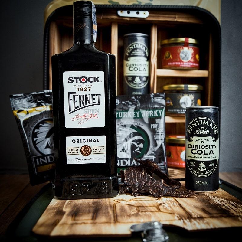 Kanystr Bar Fernet Stock Original