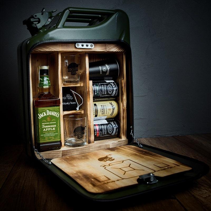 Kanystr Bar Jack Daniel's Apple