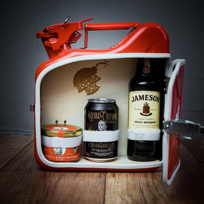 Mini Kanystr Bar Jameson Irish Whiskey