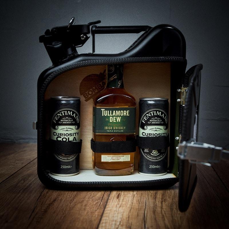 Mini Kanystr Bar Tullamore DEW